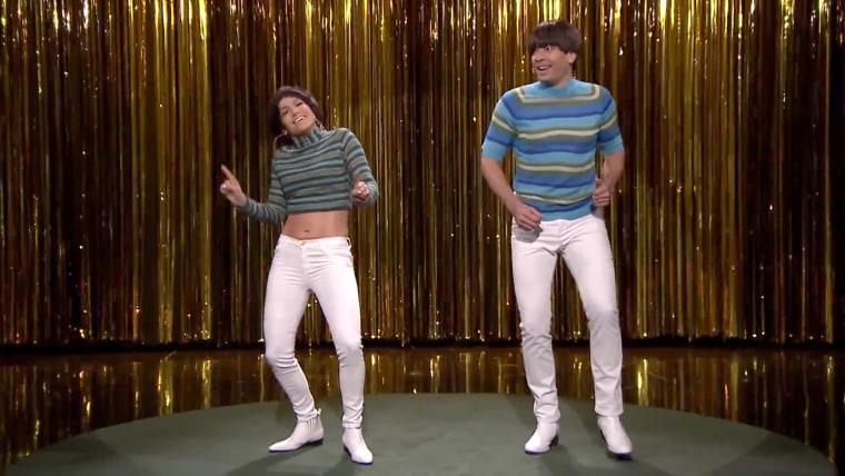 Jennifer Lopez, Jimmy Fallon