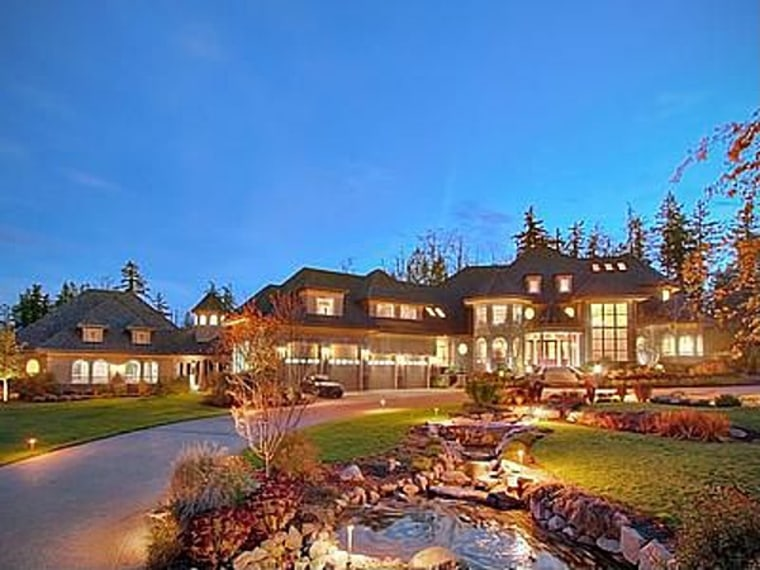 Richard Sherman paid $2.3 million for this Maple Valley, Wash., home southeast of Seattle.