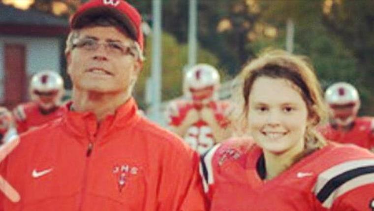 Coach Perry Thomas, Shelby Osborne