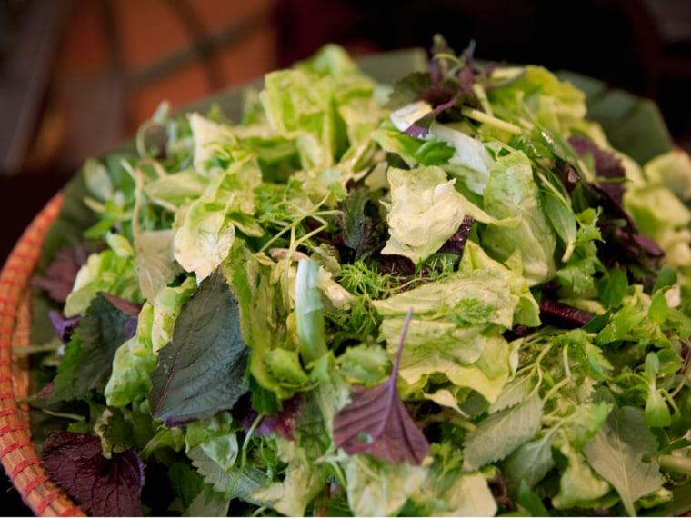 Salad, Vietnam