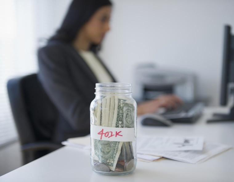 Millennial women aren't saving as much as their male counterparts.