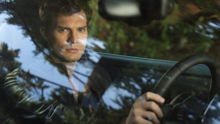 Image: Jamie Dornan as Christian Grey