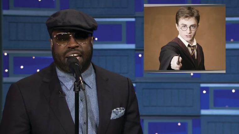 "Tariq of The Roots on ""Tonight Show Starring Jimmy Fallon"""