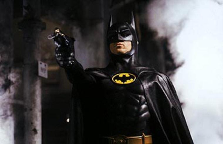 Image: Michael Keaton as Batman