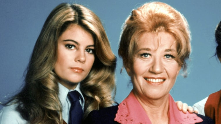 """Image: Lisa Whelchel and Charlotte Rae in """"The Facts of Life"""""""