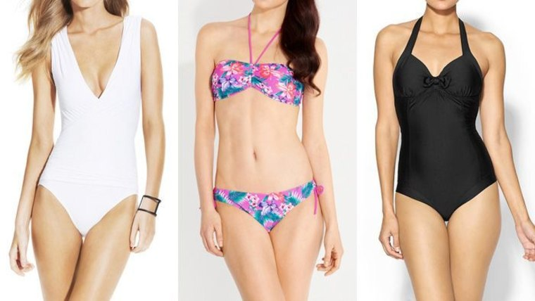 Cheap swimsuits: how to get a bargain on bikini, one-piece bathing suit trends