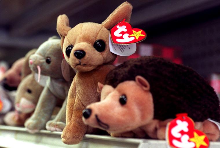 Image:  Beanie Babies