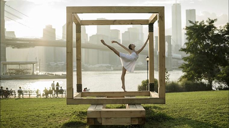 Stephanie Williams - Brooklyn Bridge Park