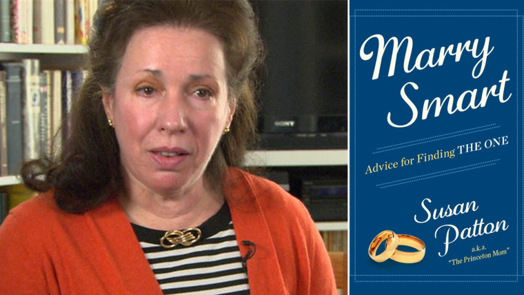 Susan Patton and 'Marry Smart'
