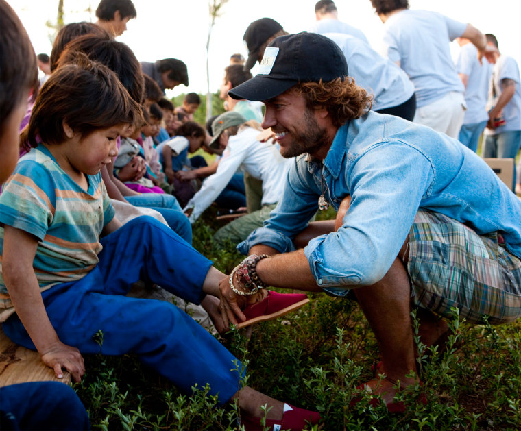Next Toms 'One for One': Coffee for water