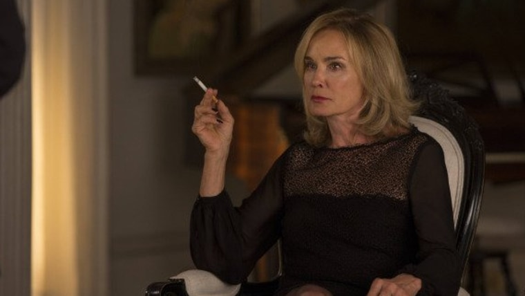 "Jessica Lange in ""American Horror Story: Coven."""