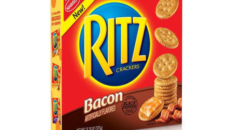 Ritz Bacon Crackers
