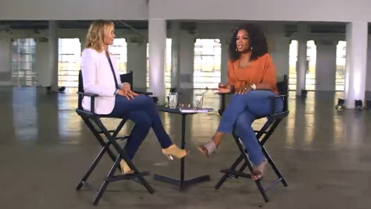 Cameron Diaz and Oprah Winfrey talk about aging gracefully.
