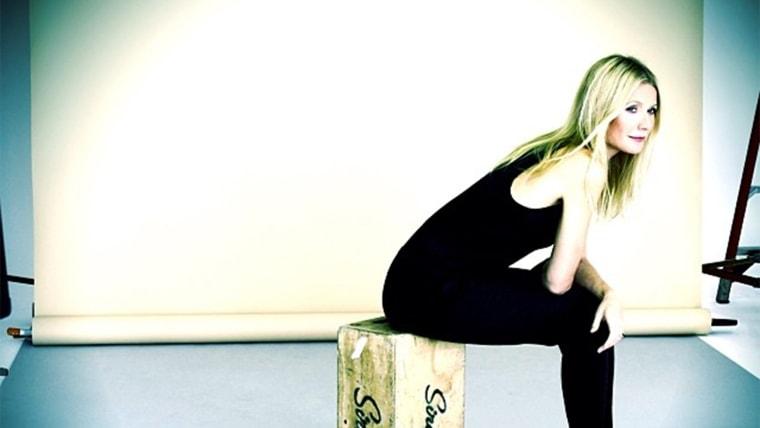 Gwyneth Paltrow from GOOP