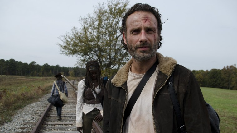 What a drag! 'Walking Dead' has been as sluggish as zombies