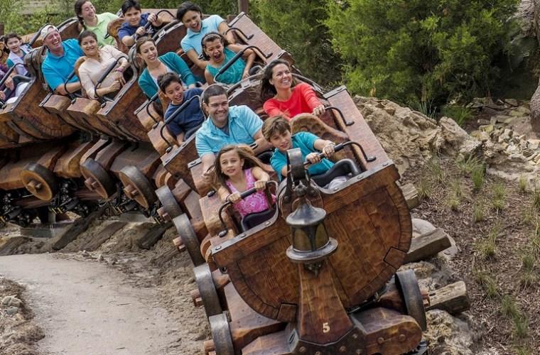 The Seven Dwarfs Mine Train