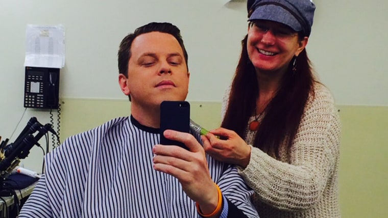 Willie Geist shares his morning routine.