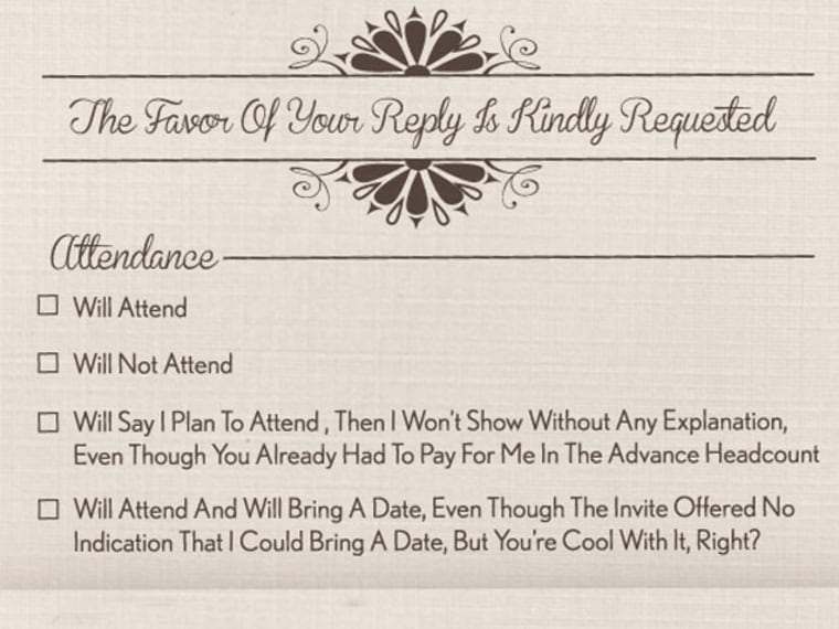 Funny Wedding Invitation Wording: Wedding Invitation: Funny Ideas For Invites