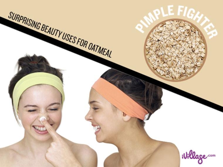 Beauty Uses of Oatmeal: Oatmeal Mask, Oatmeal Bath