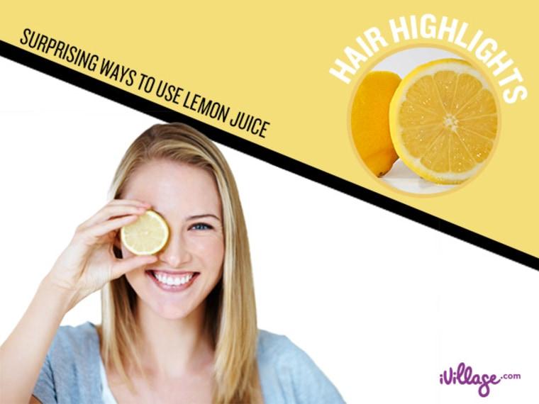 Beauty Uses for Lemons: Ways to Use Lemon Juice