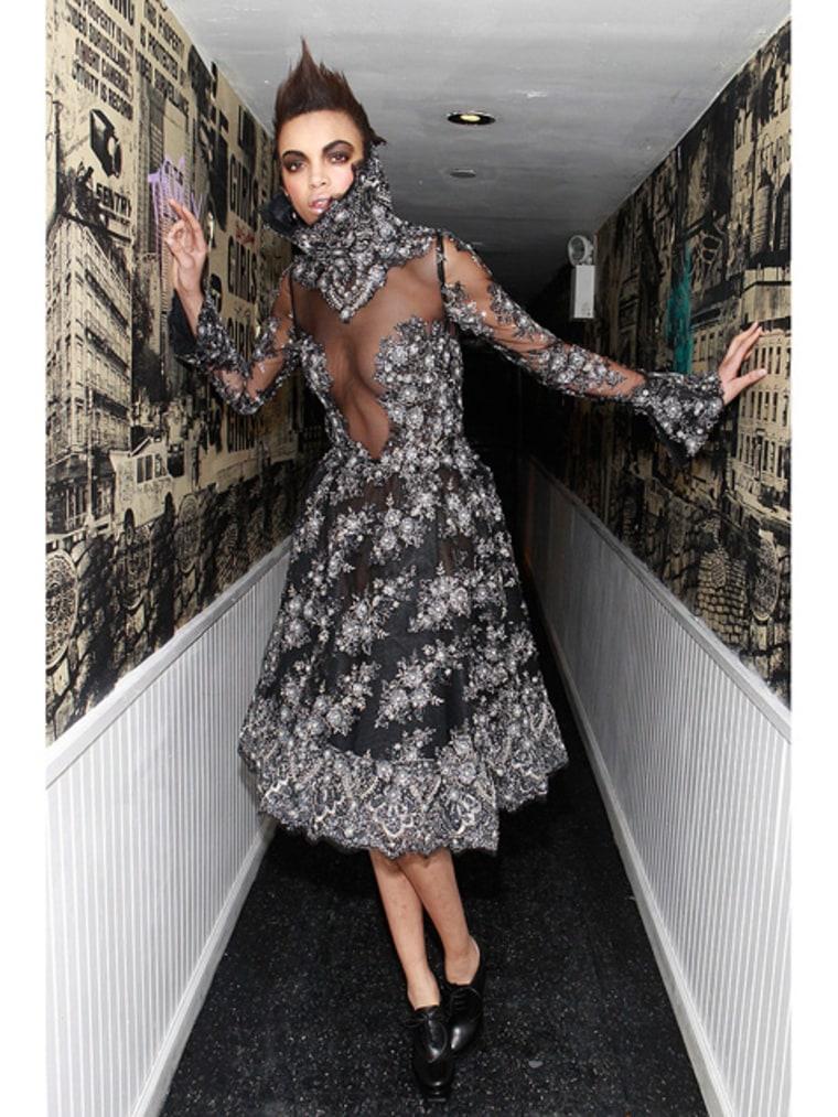 fashion week u0026 39 s craziest runway looks  13 insane outfits