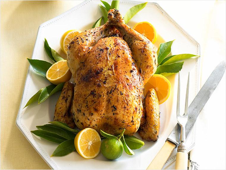 defrost chicken