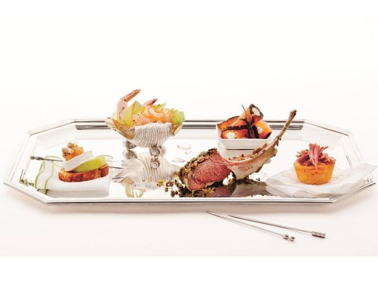 Costco appetizer and dinner menu
