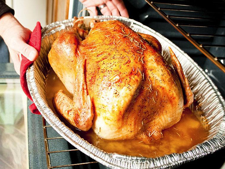 Turkey Cook Times