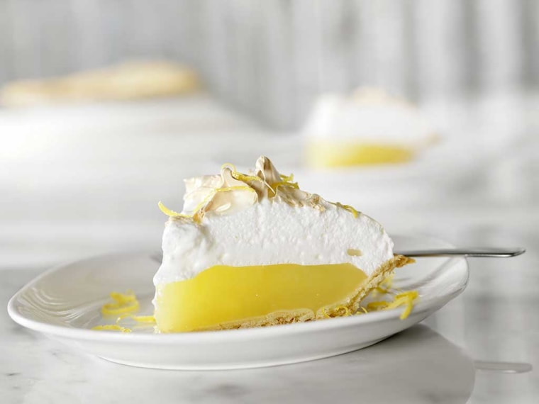 soggy meringue pies
