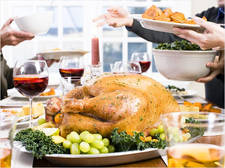 Last-Minute Thanksgiving Tips