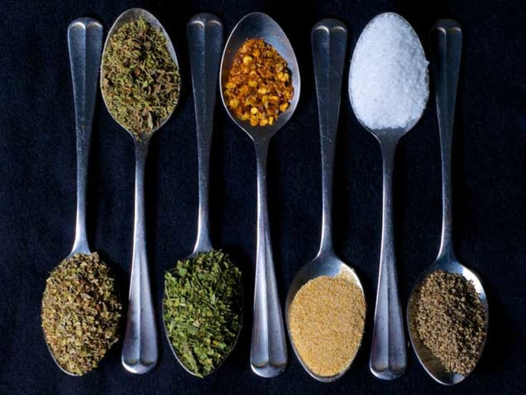 Make Your Own Herb and Spice Blends