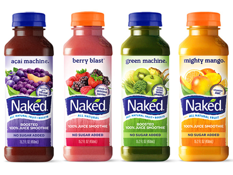 Is naked juice healthy for you