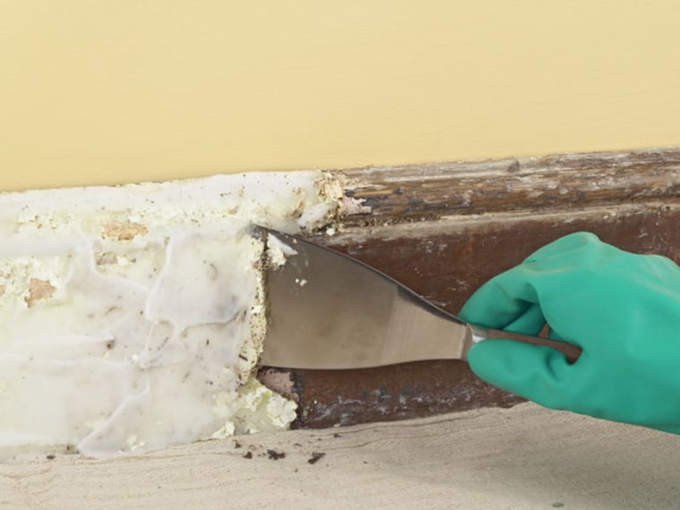 removing paint