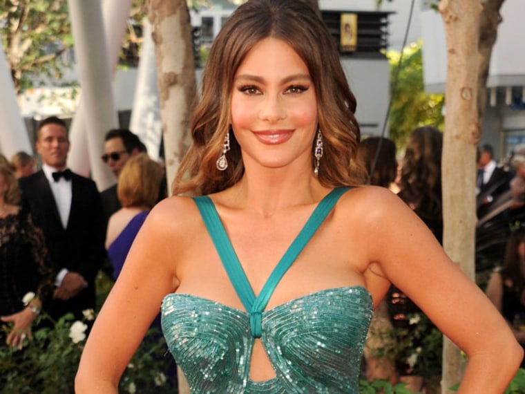 Sofia Vergara Breasts: She Thinks Her Boobs Are Too Big!