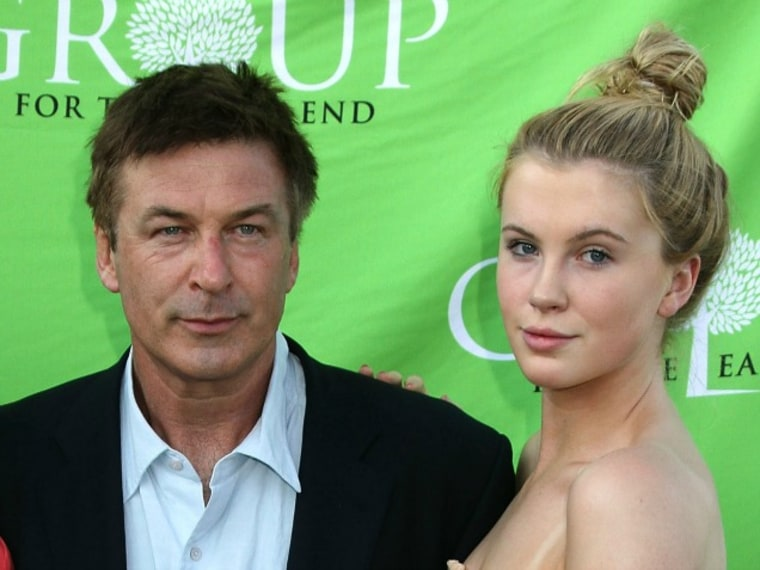 Ireland Baldwin is taking after her celebrity mom and dad