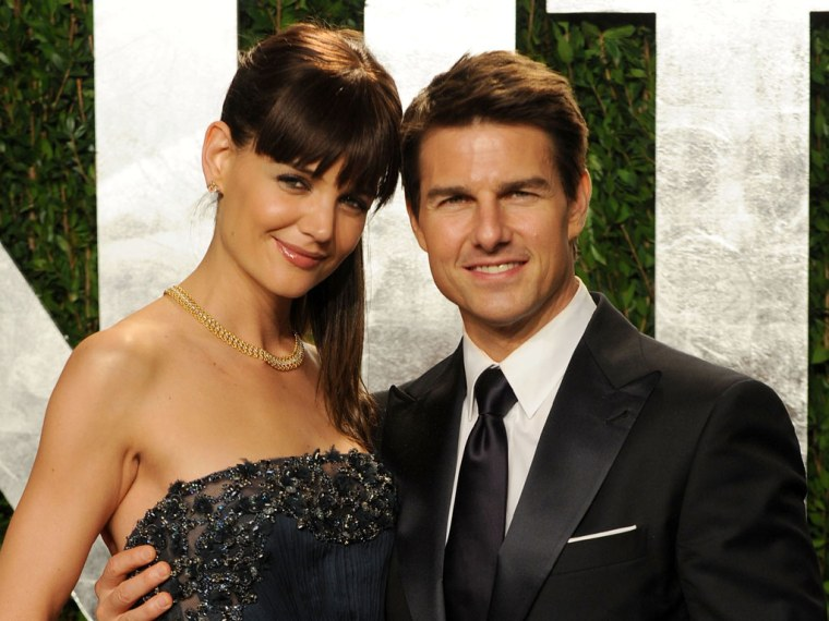Why Katie Holmes Is Divorcing Tom Cruise