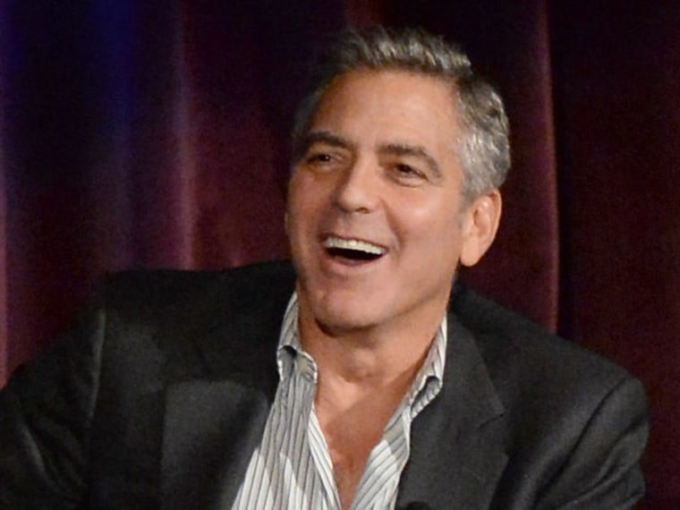 George Clooney Trashed Leonardo DiCaprio & Russell Crowe in Esquire