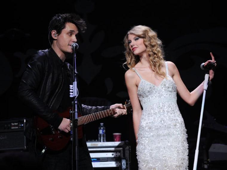John Mayer and Taylor Swift Song
