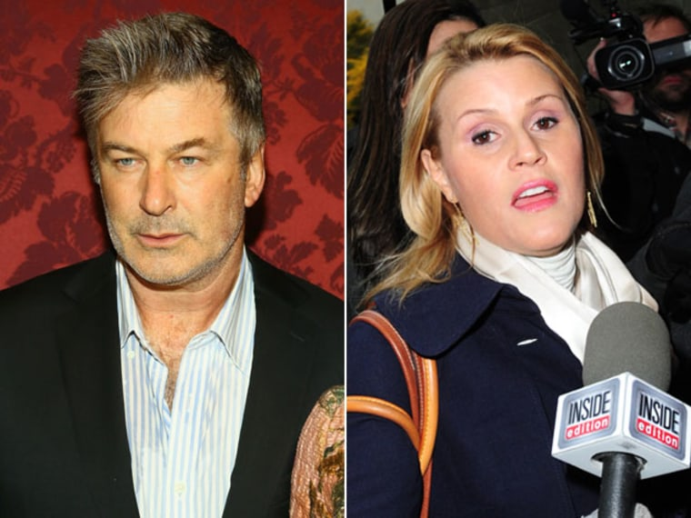 Alec Baldwin Cries, Is Heckled On Stand at Stalker Trial