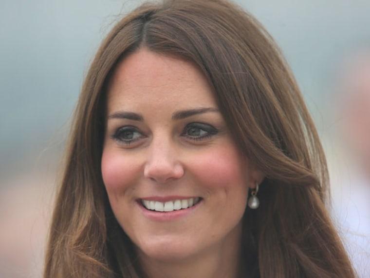 Kate Middleton's Baby Girl Name: Is It Elizabeth?