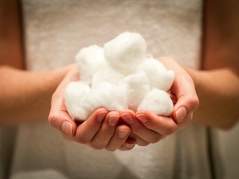 The Cotton Ball Diet: What Fresh Hell?