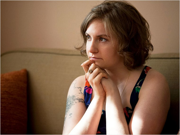 Lena Dunham's OCD Isn't Really That Funny