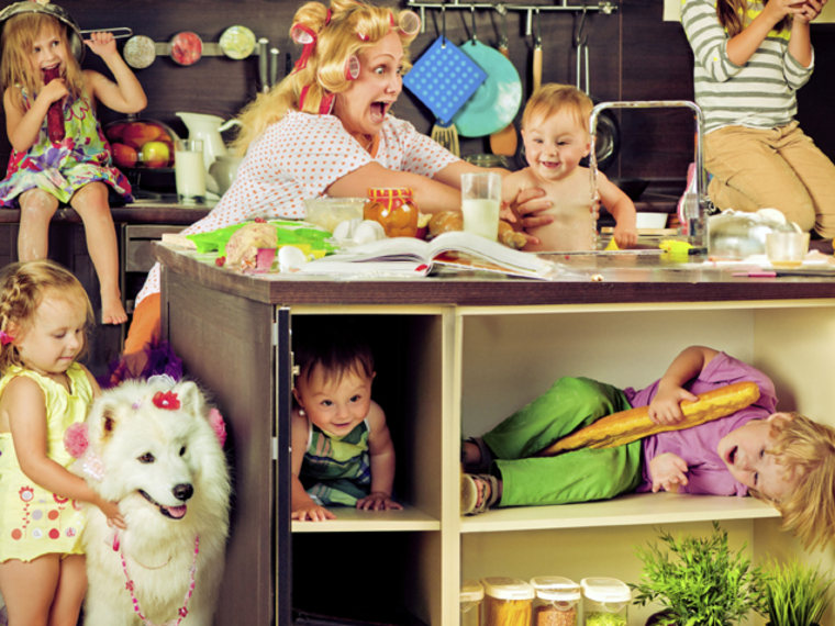 Blogger Says Moms Should Keep Having More Children