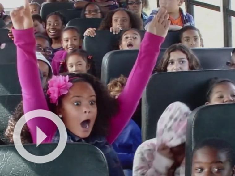 "Viral Video: Kids Get Surprise Trip to Toys ""R"" Us"