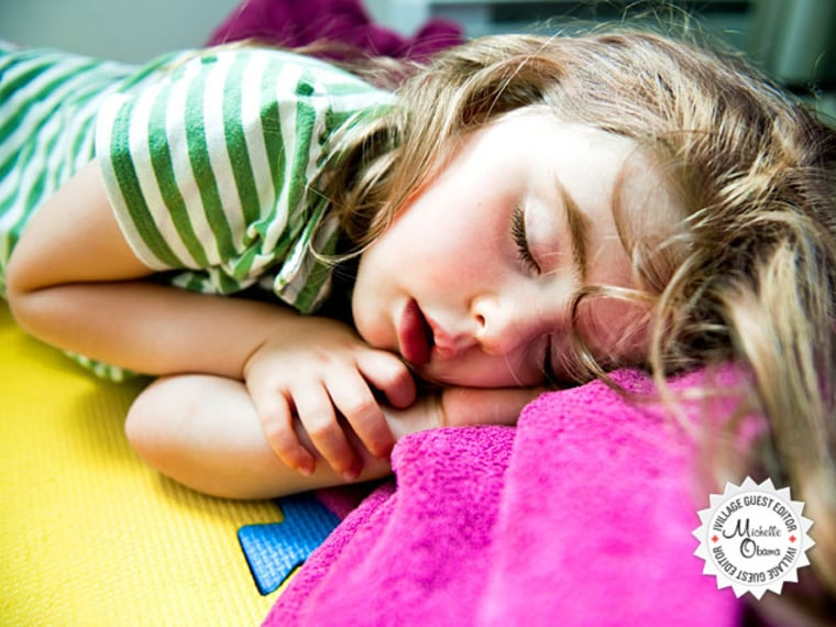Tired Kids? Signs They're Not Getting Enough Sleep