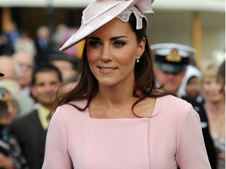 Kate Middleton Hints That Royal Baby Is a Girl