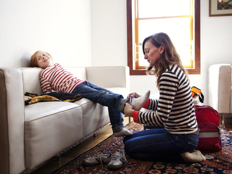 Snowplow Parents End Up Raising Helpless Kids