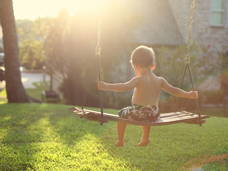 Summer Activities to Do With Your Baby