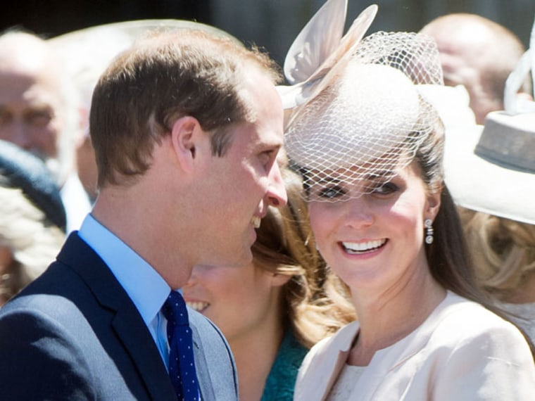 Royal Baby Traditions: Will William & Kate Follow Them?