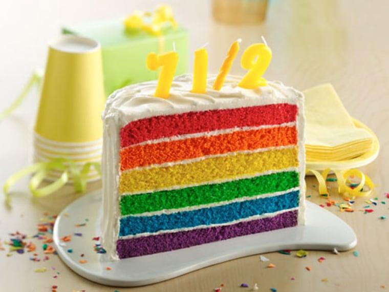 Kids' Birthday Trend: Celebrating Half Birthdays